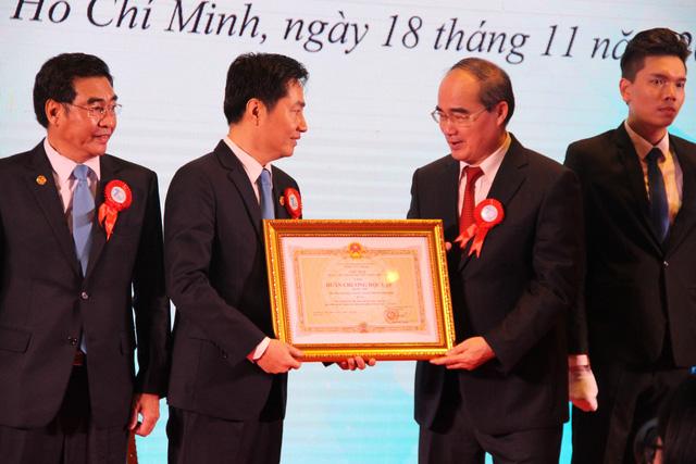 Đại Học Y Dược TP HCM kỉ niệm 70 năm hình thành và phát triển